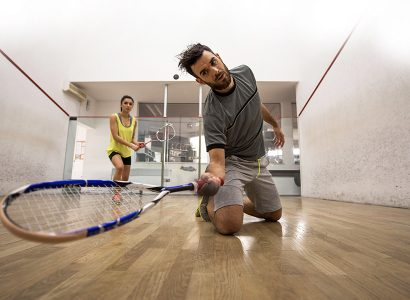 MINI-COMPETITIE DE SQUASH | 12 MAI, 10 AM