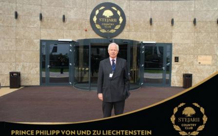 Prince Philipp Von Und Zu Liechtenstein