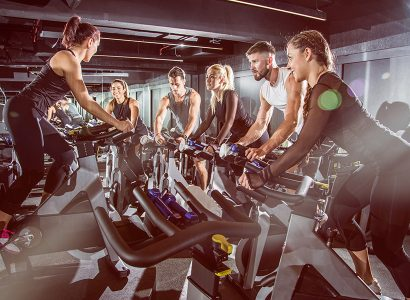 FUN BIKE RIDE / 10 PM – 12.30 PM, Outdoor Pool