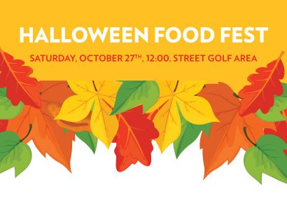 Halloween Food Fest