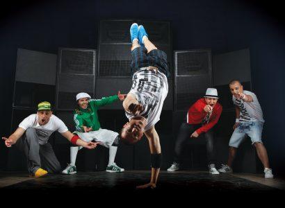 Initiere in Street Dance cu Piticu'