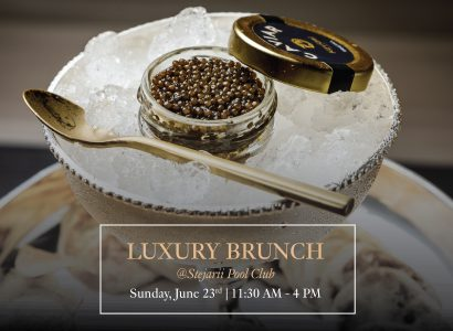 LUXURY BRUNCH