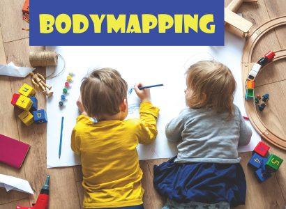Atelier de Bodymapping pentru copii