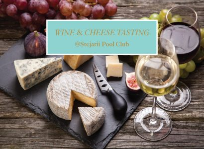 Wine & Cheese Tasting