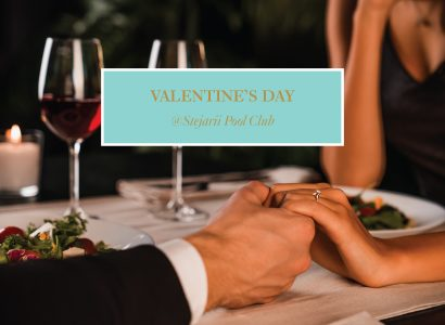 Celebrate Valentine's Day at Stejarii Pool Club!